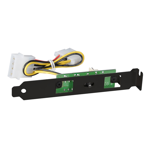 Lian Li PT-FN02B 3 Speed Fan Controller Use PCI port