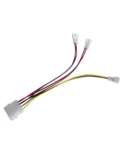 4-Pin to 3-M Fan Cable Adapter