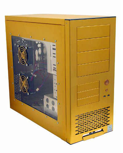 Stallion Xtreme Custom Case Mod PC-7D