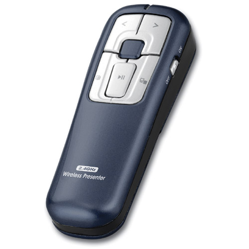 GWC WM2210 Wireless 2.4 Ghz RF Presenter